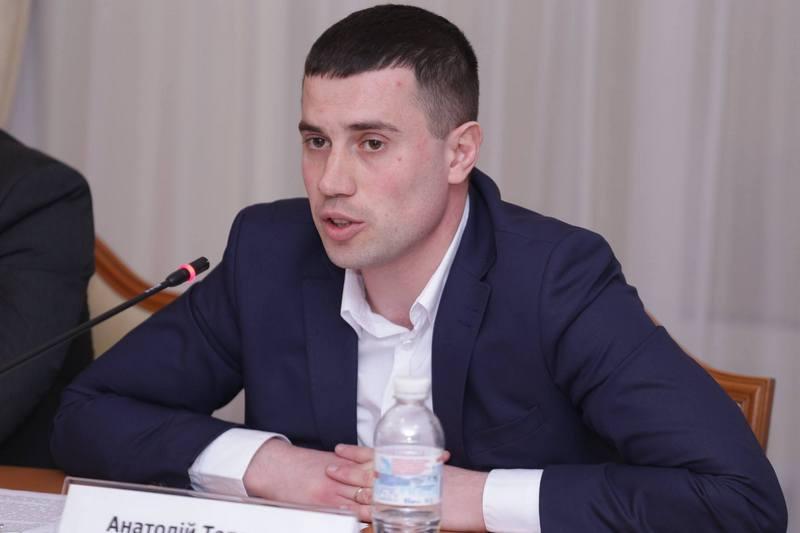Частный исполнитель Анатолий Телявский