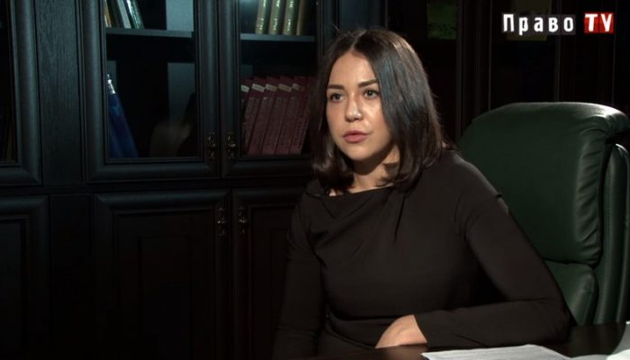 Приватний виконавець Тетяна Вольф - Інтерв'ю для Право ТВ