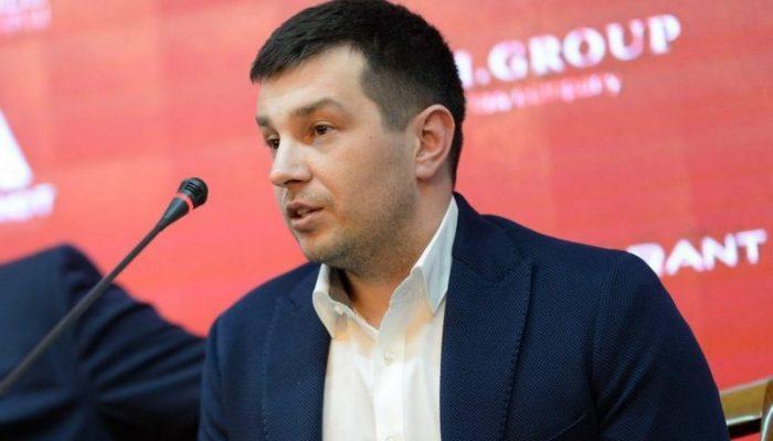 Артем Тараненко - Председатель ВО частных исполнителей ФАКТ - 4 Форум по реструкутризации и банкротству