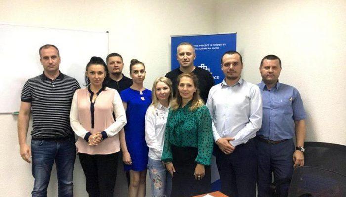 Семинар Проекта ЕС Право Justice для частных исполнителей Киева