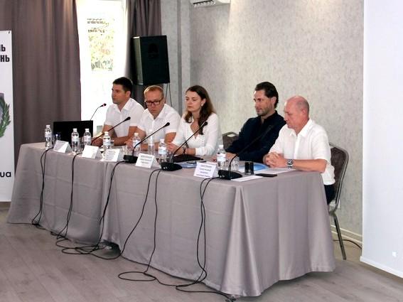Одеса - конференція - Довидас Віткаускас