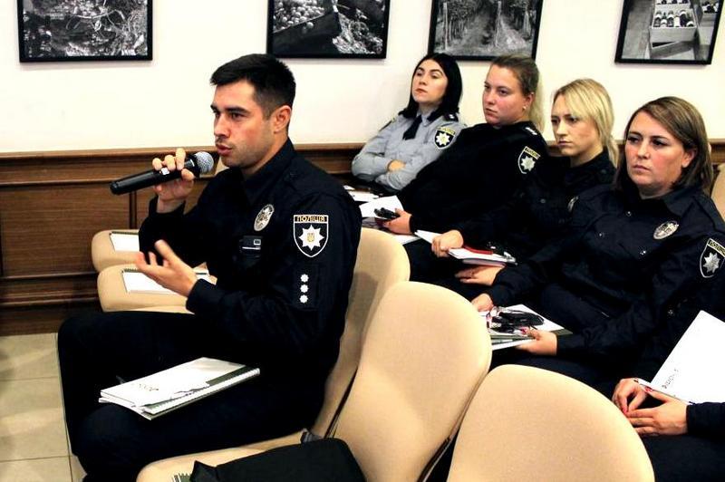 Патрульна поліція України - Семінар з приватними виконавцями