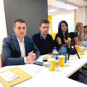 Команда приватних виконавців ФАКТ - Семінар для бізнесу
