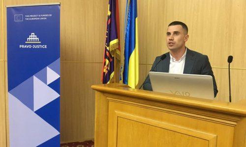 Приватний виконавець Анатолій Телявський - КНУ - конференція