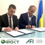 ГО ФАКТ і Асоціація фінансових інституцій уклали меморандум про співробітництво