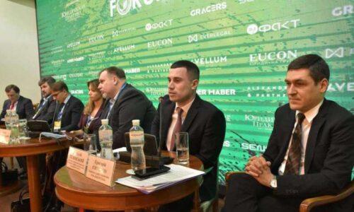 Анатолий Телявский на III Agri Forum