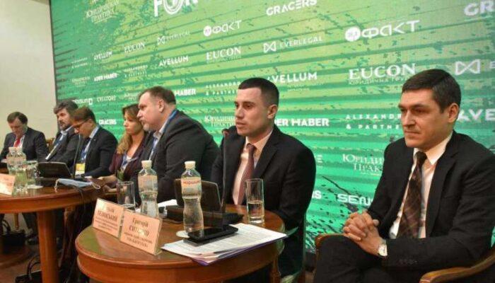 Анатолій Телявський на III Business & Legal Agri Forum